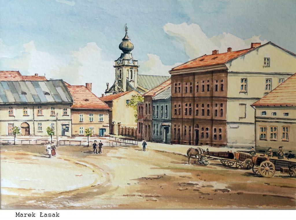 Marek Łasak_Wqdowice zbozny rynek